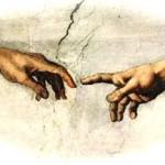 Hände Michelangelo_