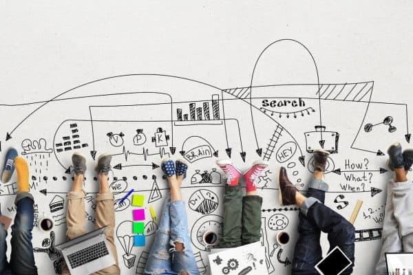 Geschäftsmodellentwicklukg für Gründungsideen