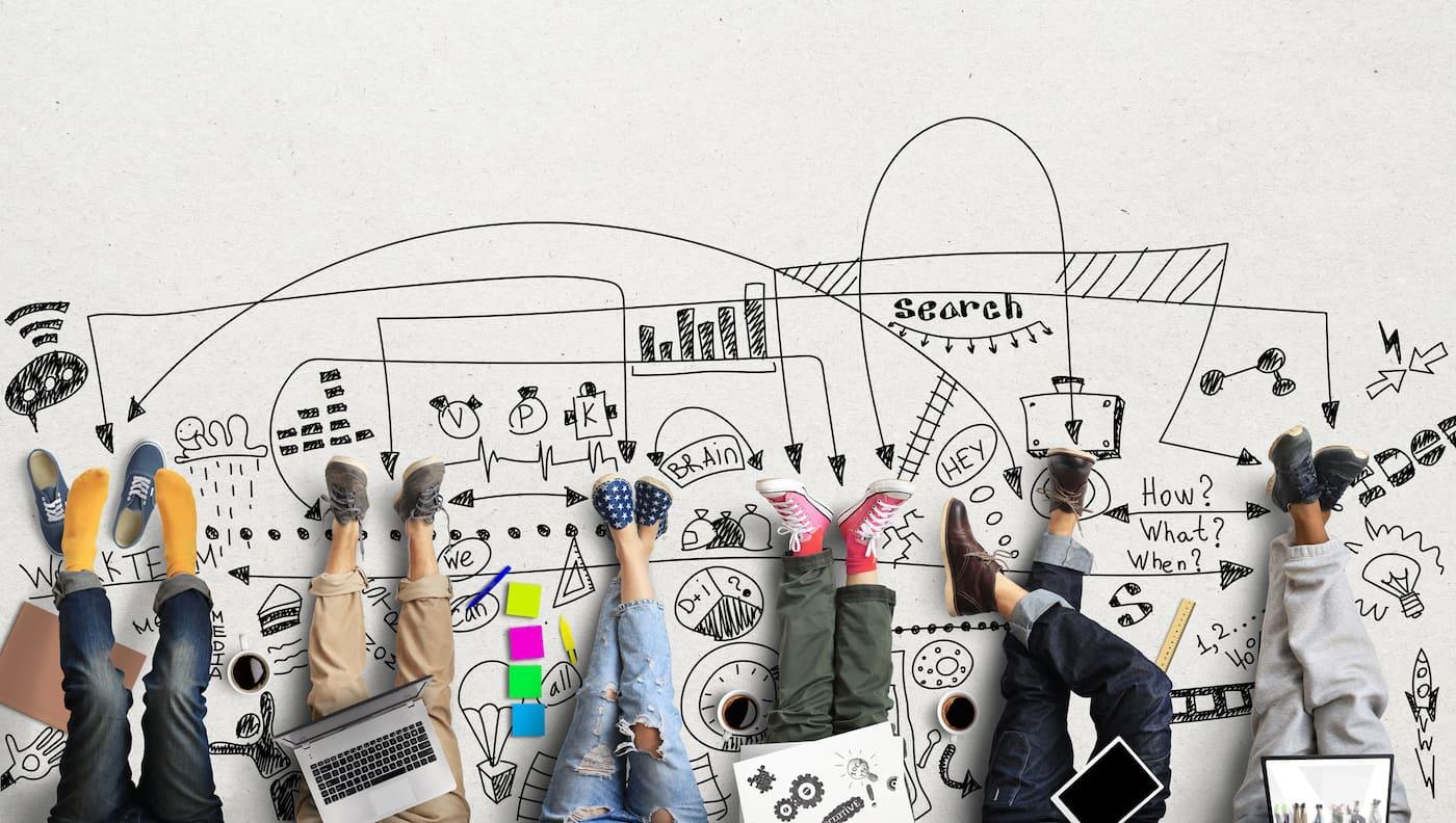 Geschäftsmodellentwicklung für Gründungsideen